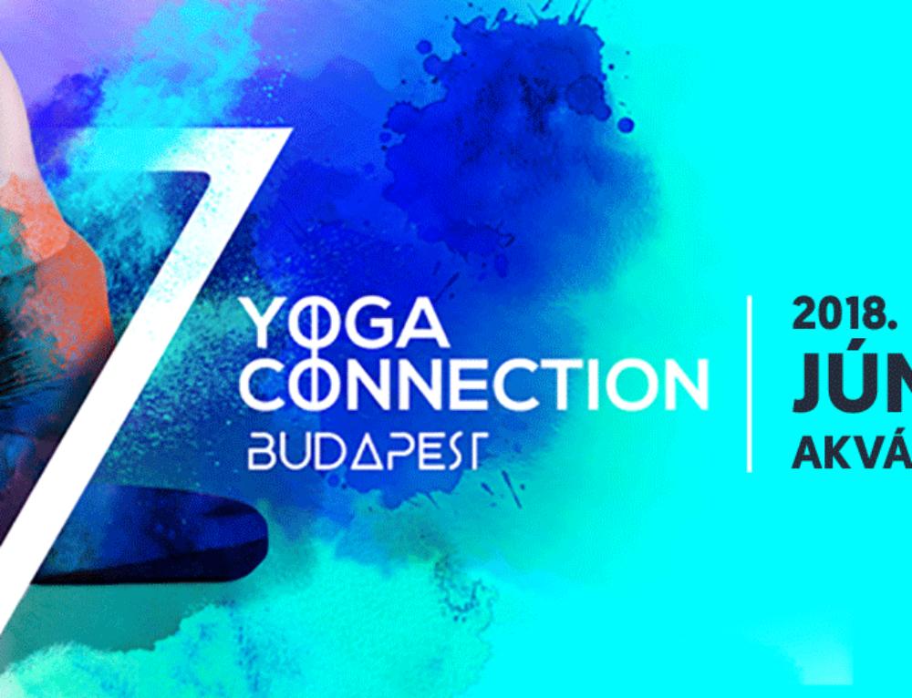 Yoga Connection Budapest 10.06.18
