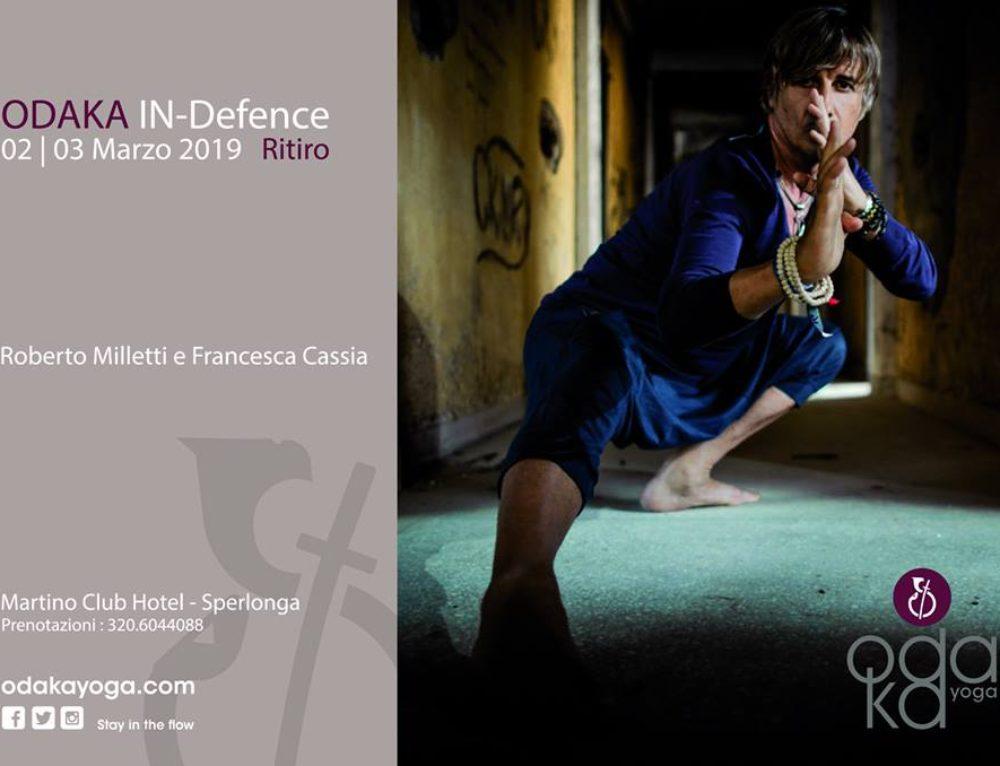 In defense con Roberto Milletti Ritiro al mare | 2-3 marzo Sperlonga