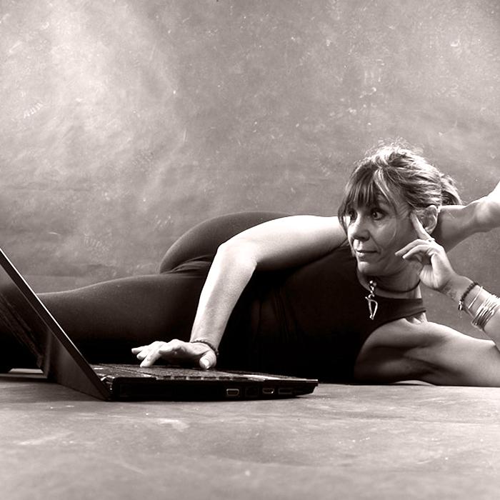 lezioni online di yoga
