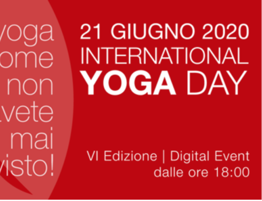 June 21, 2020 | International Yoga Festival Online