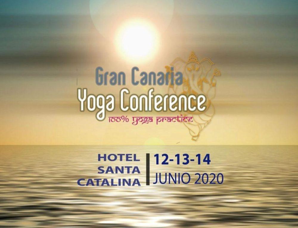 Gran Canaria | Yoga Conference |  12-13-14 giugno 2020