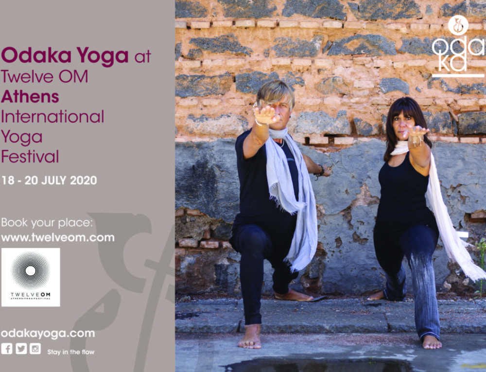 Athens | TwelveOM International Yoga festival | July 18-20, 2020