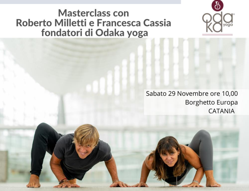 Catania | Masterclass  | 29 novembre 2019
